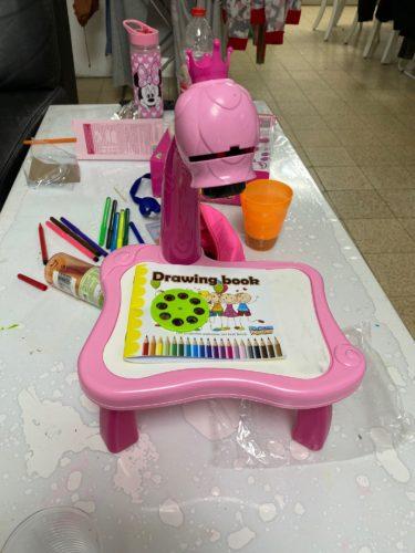 Table de Dessin a Projecteur Pour Enfant - Jeux educatif photo review